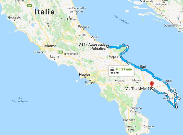 Les Pouilles, au coeur de la botte italienne - 1globe2trips